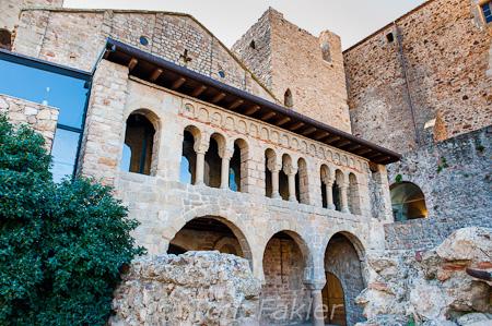 Monastery, Sant Feliu de Guixols