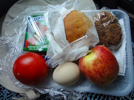 Kyrgyz picnic