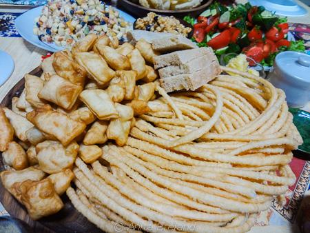 Kyrgyz bread