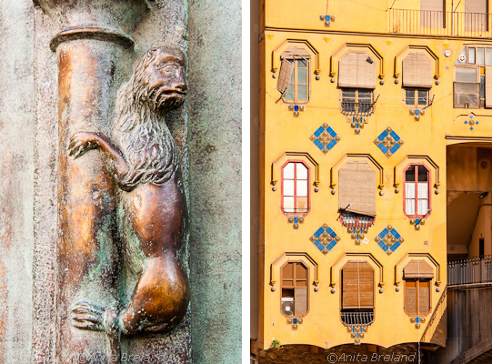 Iconic images of Girona