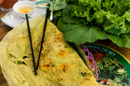 Saigon pancake
