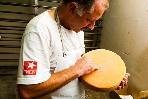 Orsiere cheesemaker