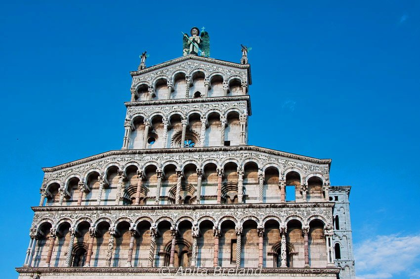 San Michele in Foro, Lucca