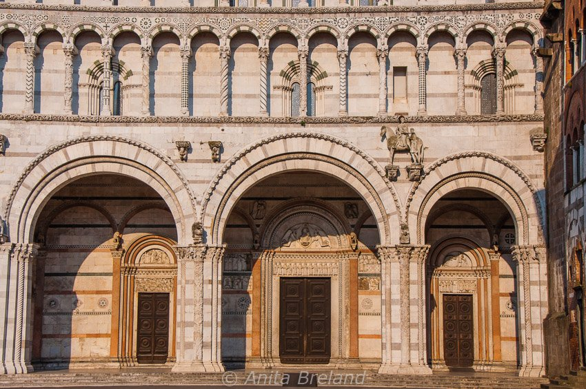 Duomo di San Martino, Lucca, Tuscany