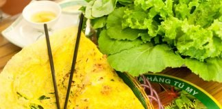 Banh xeo, Saigon pancake