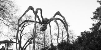 """Maman"", Louise Bourgeois, Riehen, Switzerland"