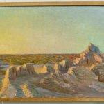 I.V. Savitsky landskape painting