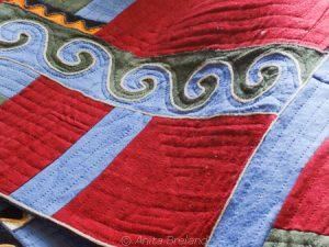 Kyrgyz quilt