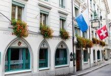 Hotel Wilden Mann, Lucerne, Switzerland