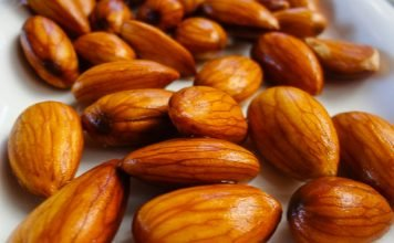 Almonds, Lebanon House, Amman, Jordan