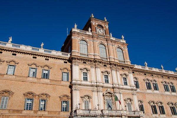 Ducal Palace, Modena, Italy