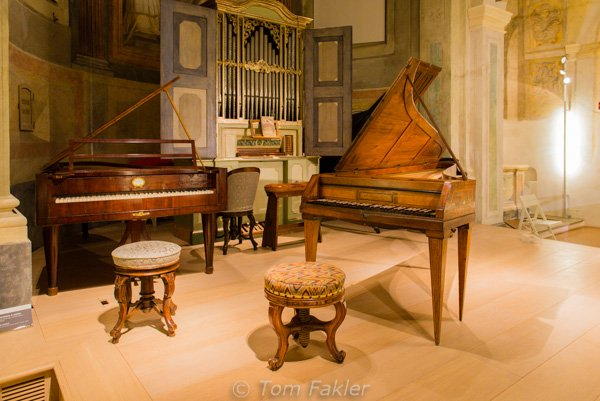 Tagliovini Collection of Musical Instruments