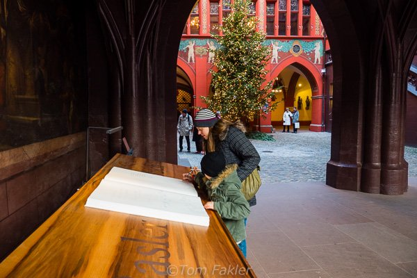 An Advent tradition: Basel's Wish Book | Anita's Feast