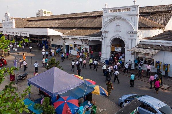 Fort Train Station