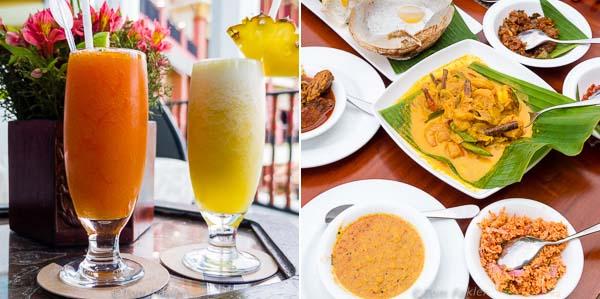 Sri Lanka's fresh