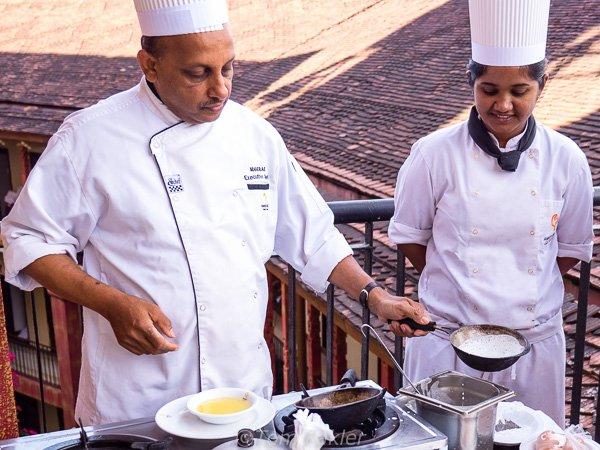 Executive Head Chef Weerasekara