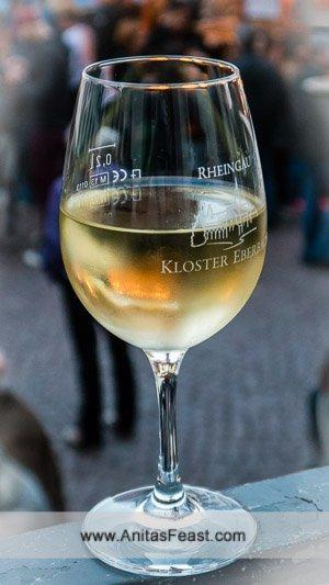 Wiesbaden's Rheingauer Weinwoche, a German summer highlight