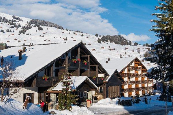 La Val Hotel Bergspa