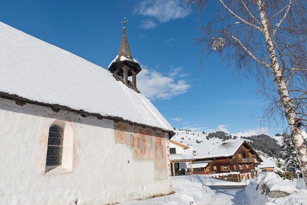 St. Jacob chapel