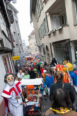 Basel Fasnacht