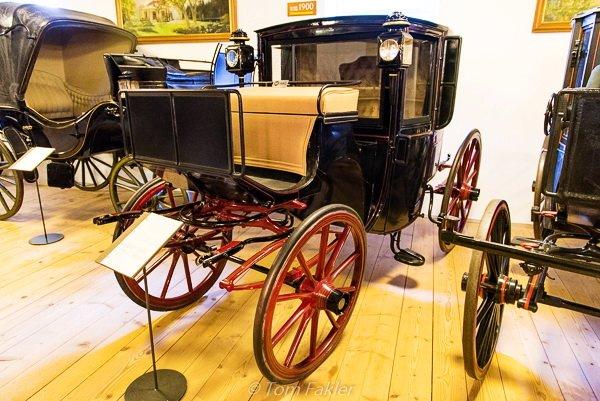 Museum für Pferdestärken