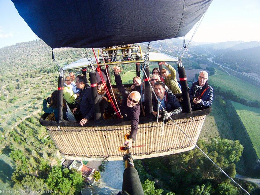 Flying high with GlobusKonTiki
