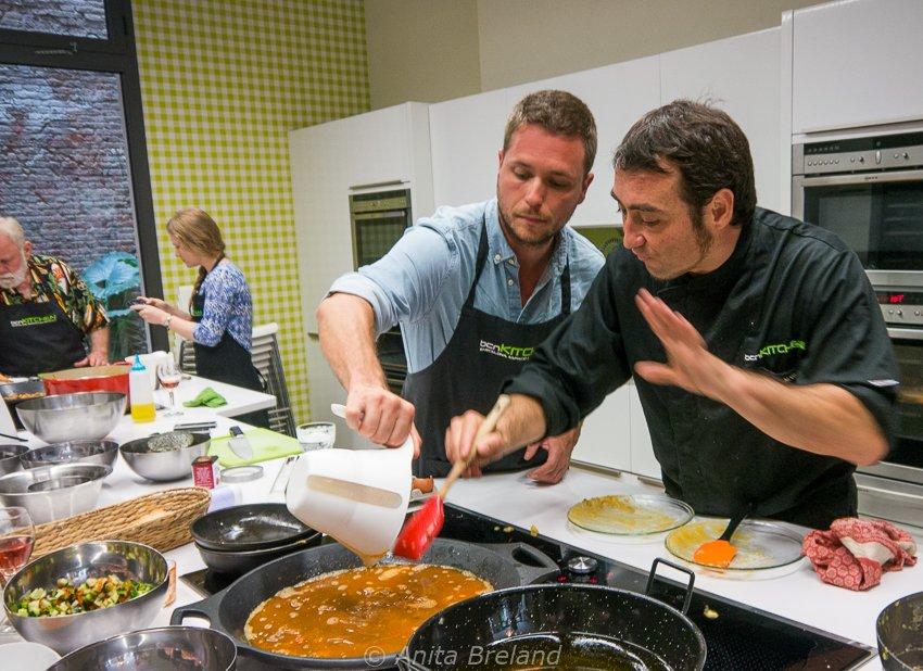 Chef Alvaro