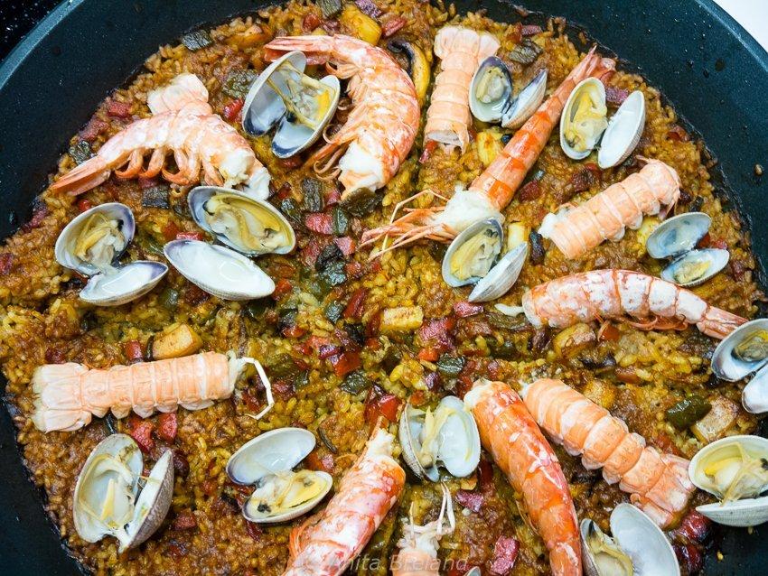 Seafood pa
