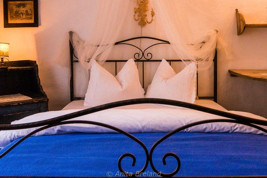 Room at Ritterhaus Chasa de Capol
