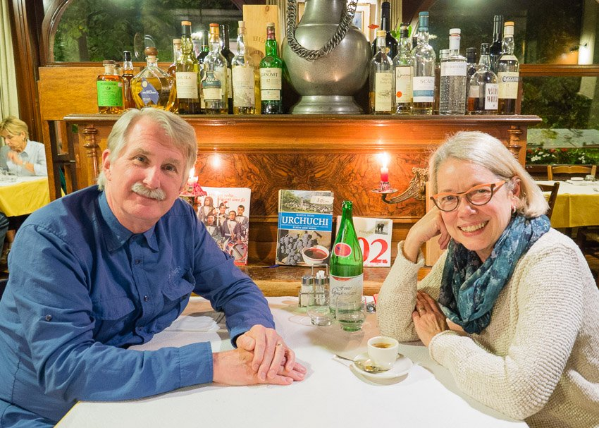Anita Breland and Tom Fakler