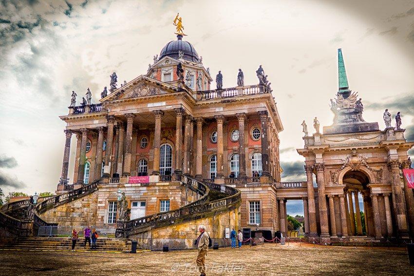 The palaces of Sanssouci Park, a breathtaking backdrop for Potsdamer Schlössernacht.