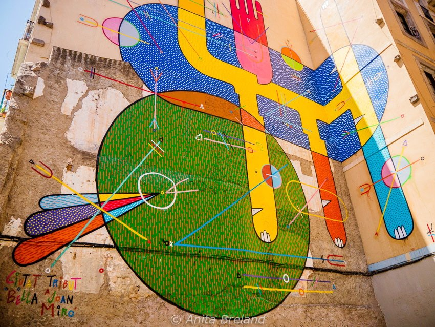 Sixe Paredes | The Art of Sixe: Tribute to Joan Miró
