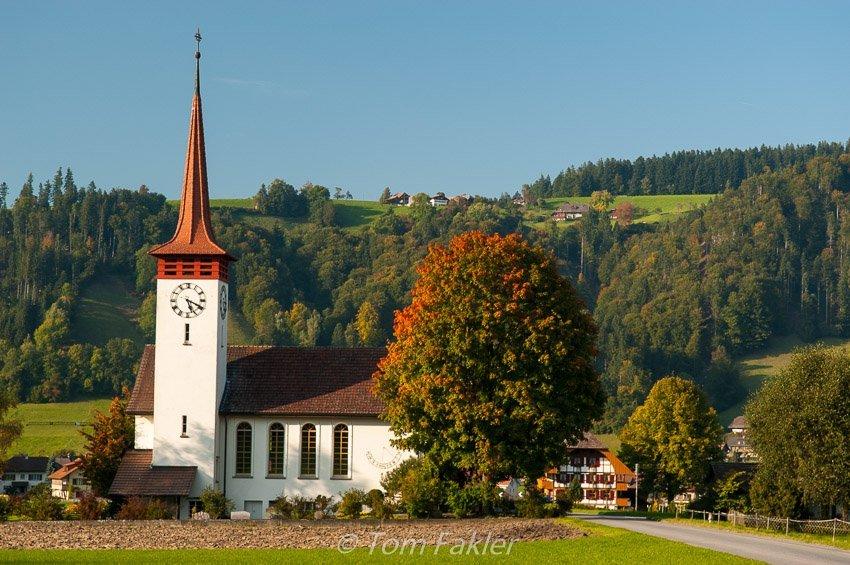 Autumn in Switzerland