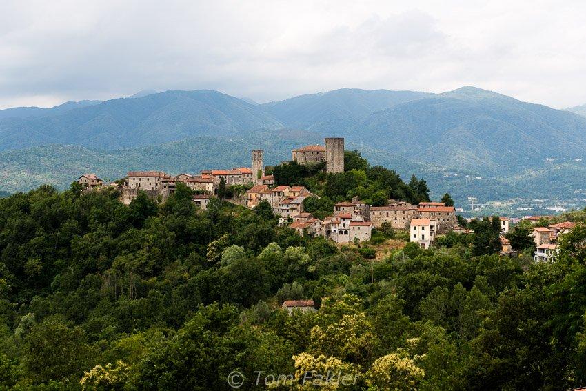 Castello di Castiglione del Terziere, Lunigiana