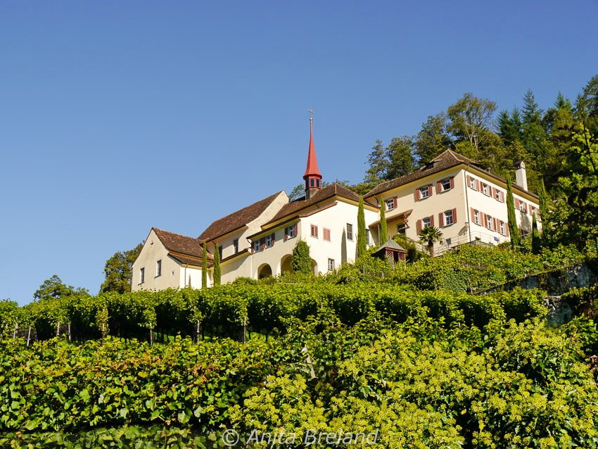 "The ""cultural monastery"" in Altdorf, Switzerland"