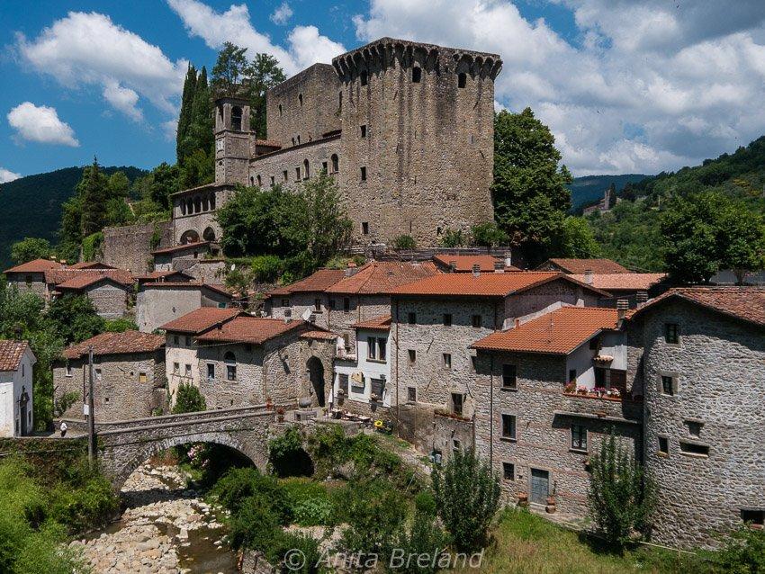 Il Castello della Verrucola, Fivizzano Commune