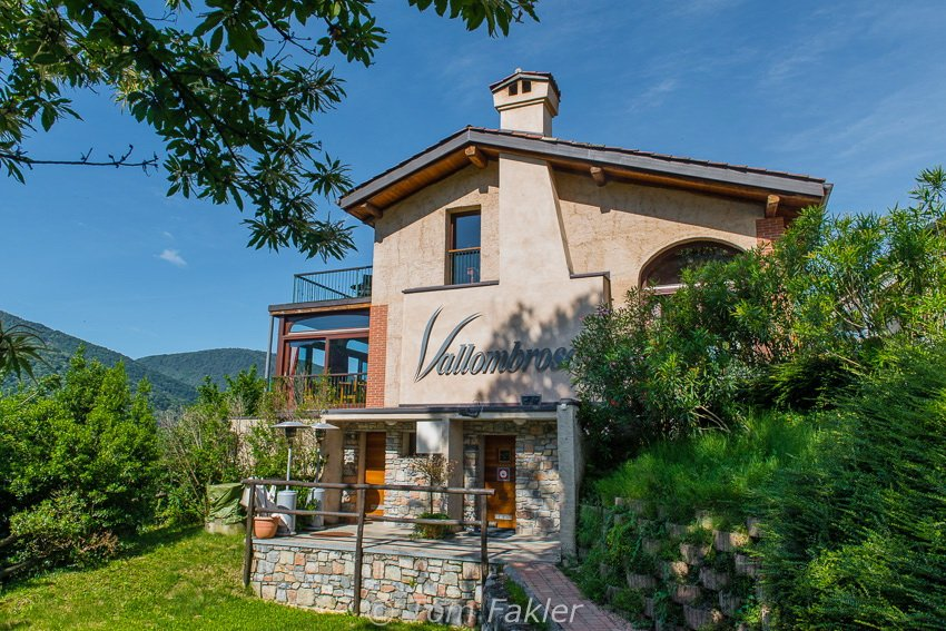 Vallombrosa B&B, set in vineyards in Castelrotto