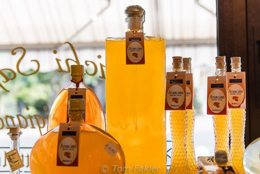 Lunigiana liqueurs