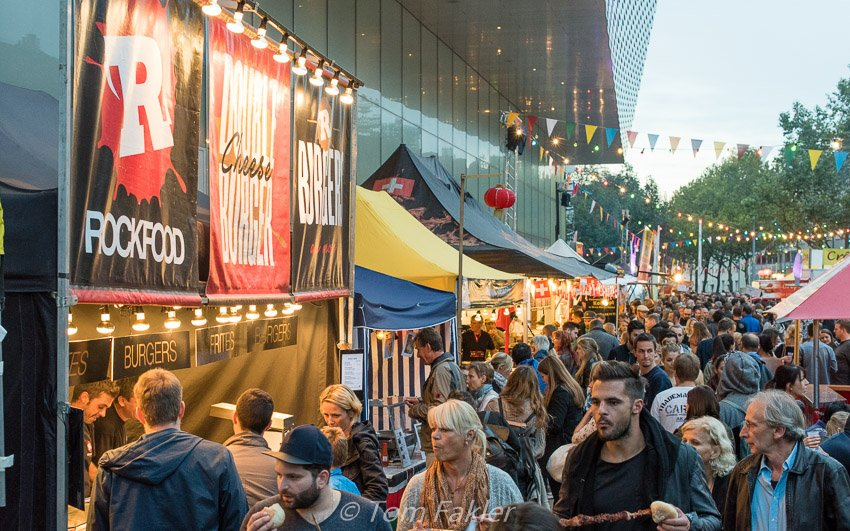 Basel's first street food festival