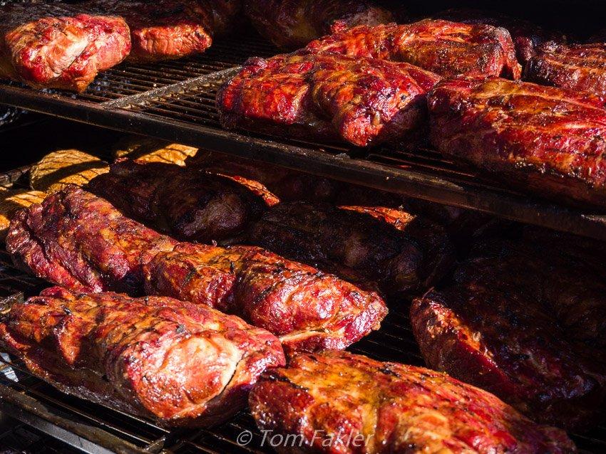 Texas style BBQ