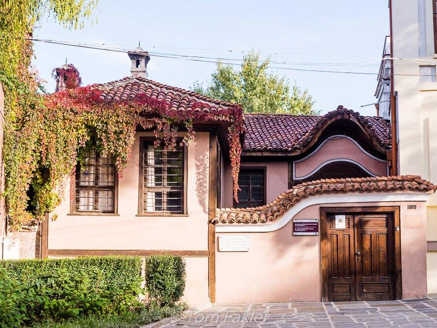 19th century Bulgarian home