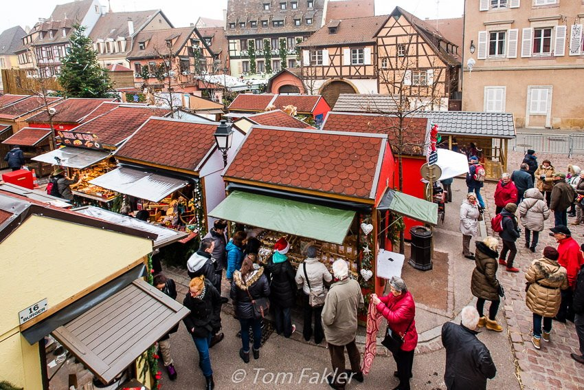Christmas in Colmar, Alsace