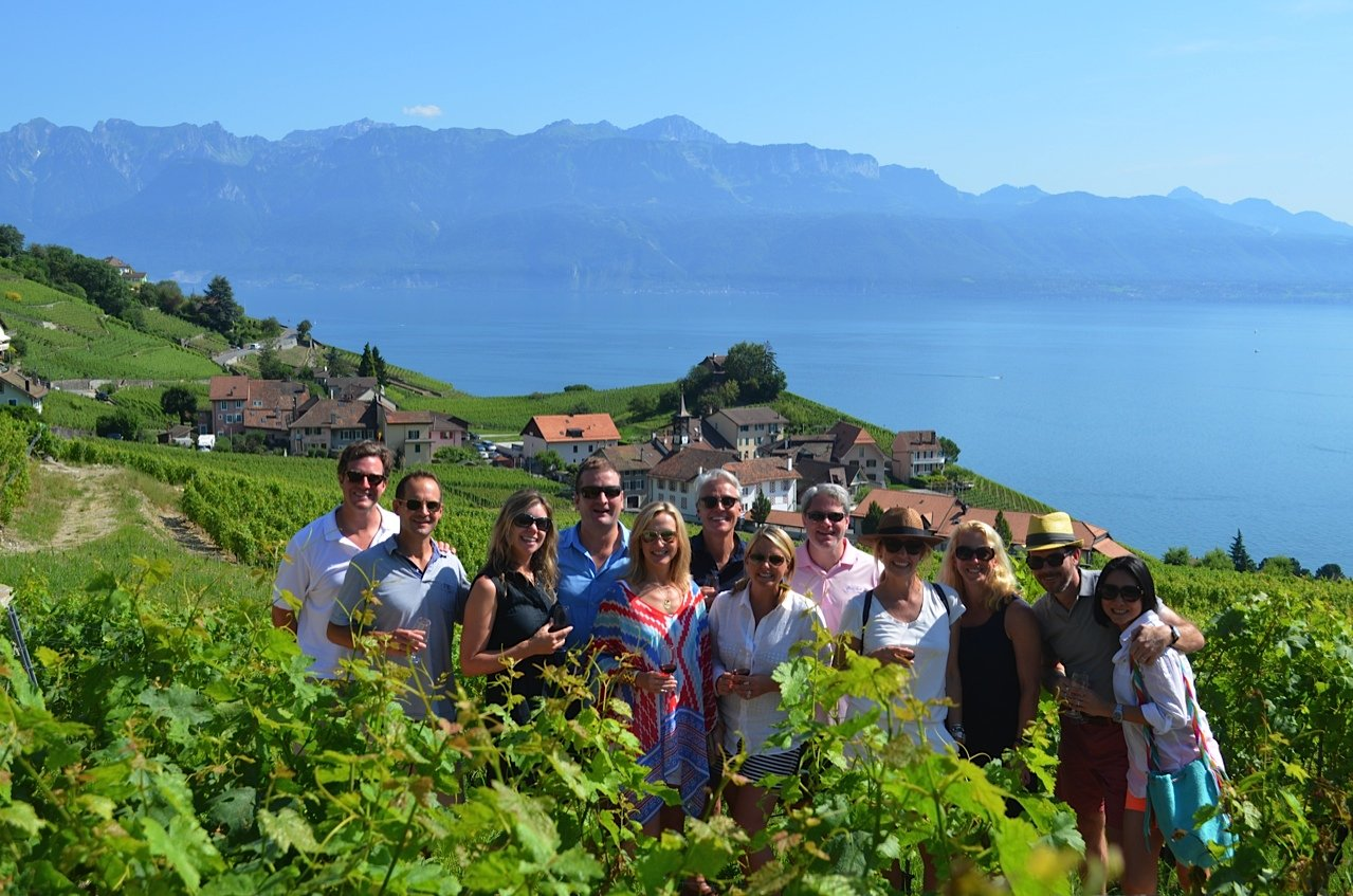 Swiss Riviera Wine Tour