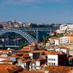 View from Taylor's Port Lodge in Vila Nova de Gaia