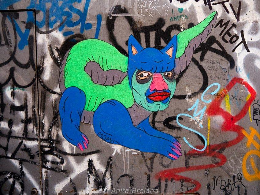 Barceona street art