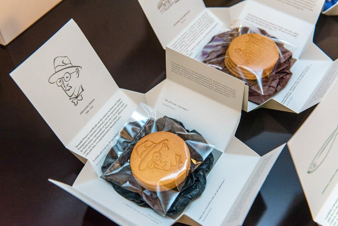 Onilda's butter cookies