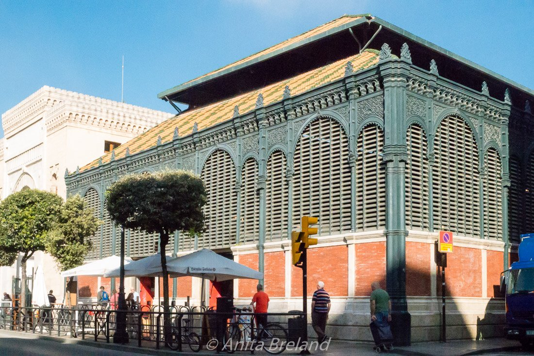 Mercado Central Atarazanas
