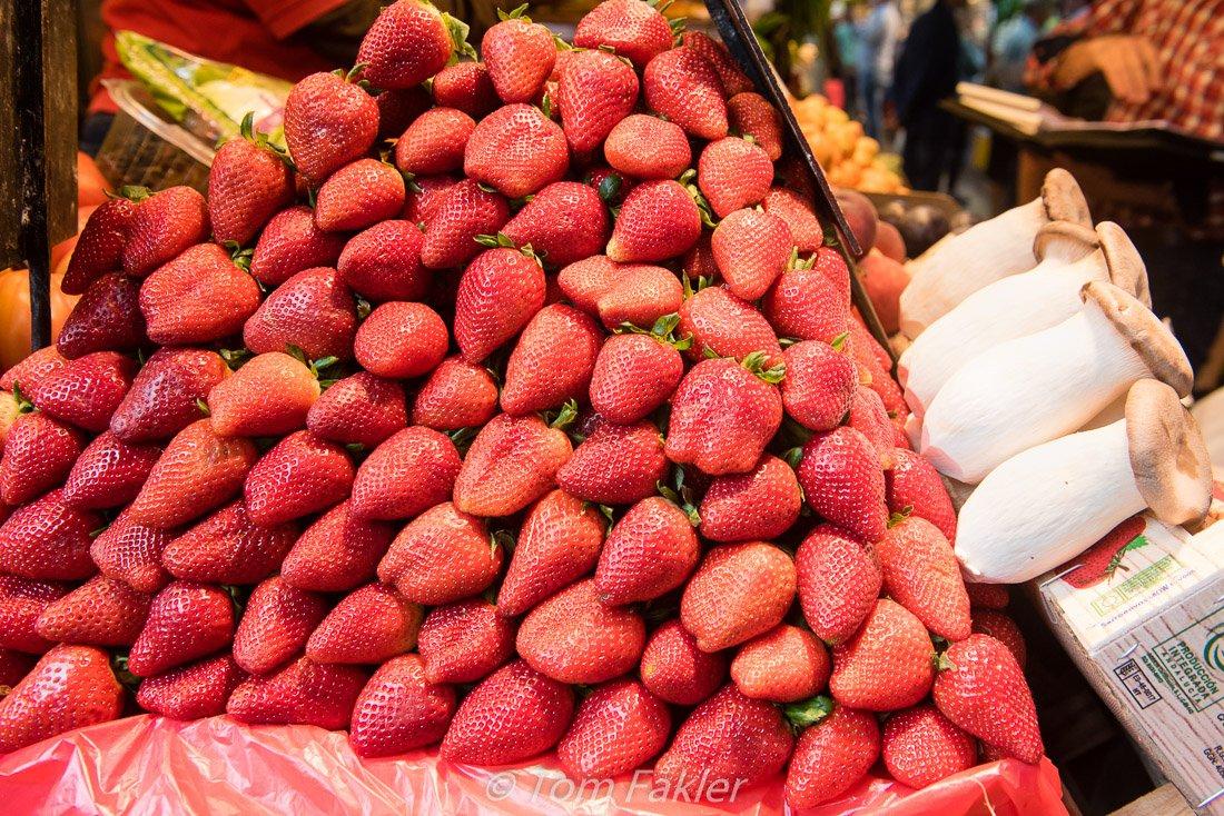 Malaga market
