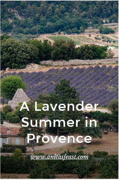 A Lavender Summer in Provence