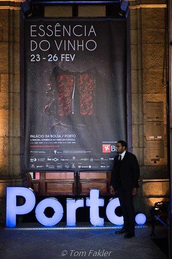 Essência do Vinho, Porto